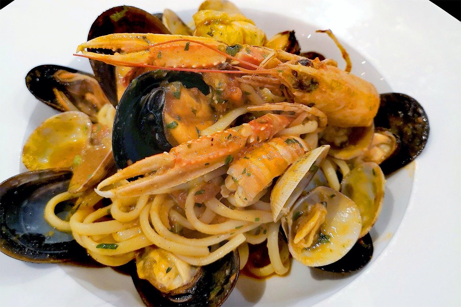 Favorite Foods, Rimini Restaurants