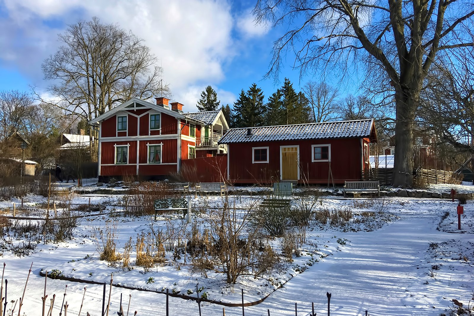 TRAVEL TO SWEDEN IN WINTER – REASONS