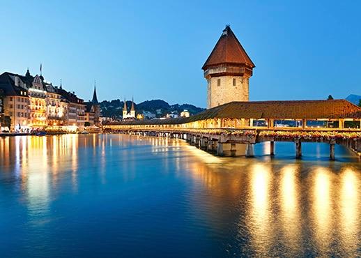 Lucerne, Švicarska