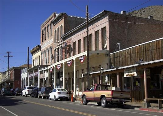 Virginia City Historic District (sitio histórico), Nevada, Estados Unidos
