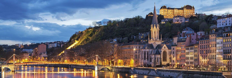 リヨン, フランス