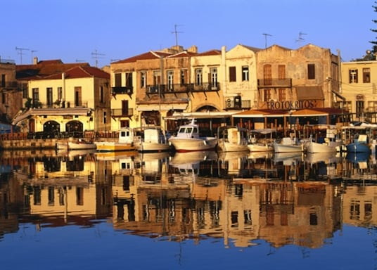 Rethymno, Hellas