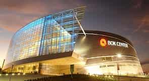 """""""BOK Center"""" (arena)"""