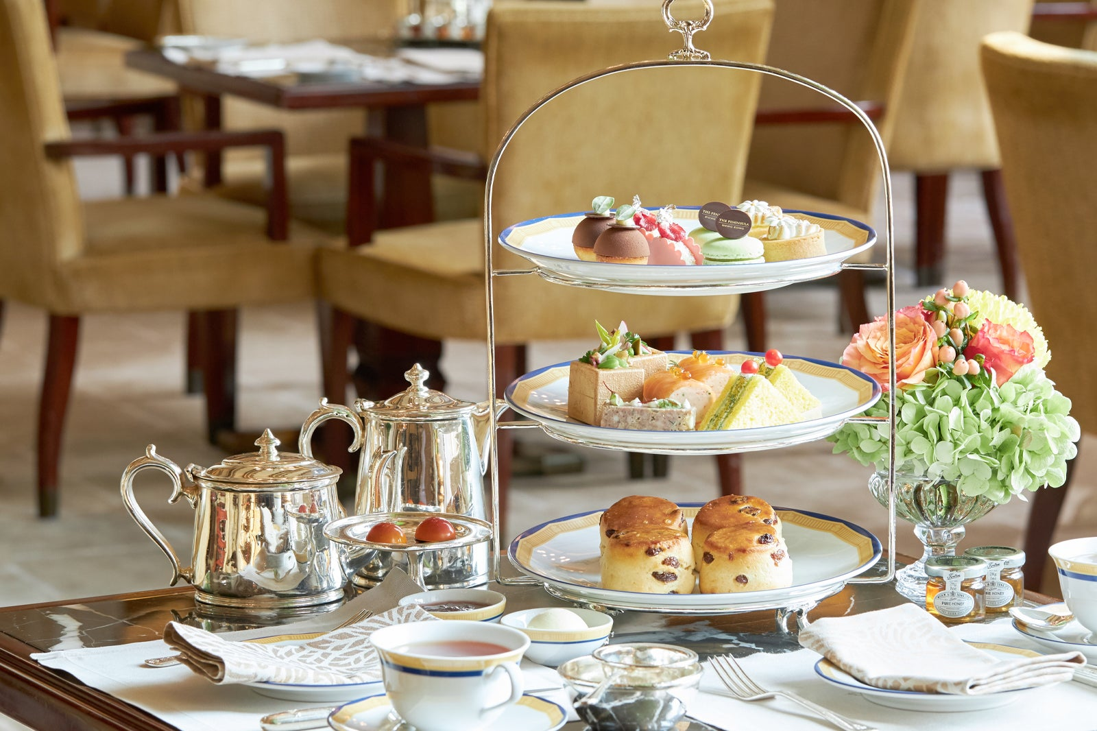 4 Best Afternoon Teas in Hong Kong - Where to Go for High Tea in Hong Kong