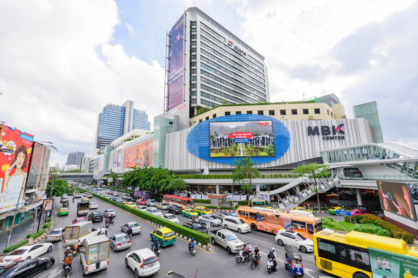 Image result for mbk mall 2019