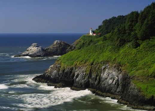 Oregonin rannikko, Oregon, Yhdysvallat