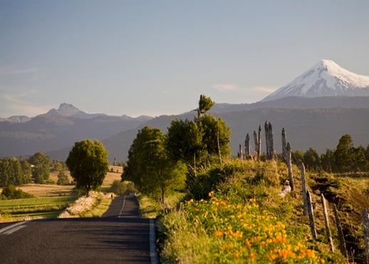 만티후에, 칠레