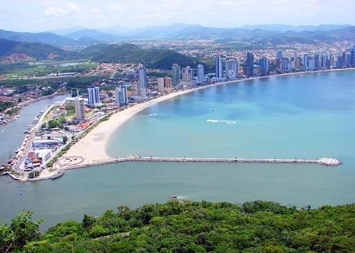Playa de Camboriú, Brasil