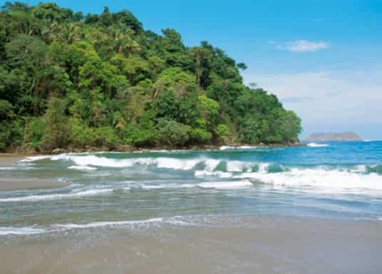 Playa Naranjo, Costa Rica