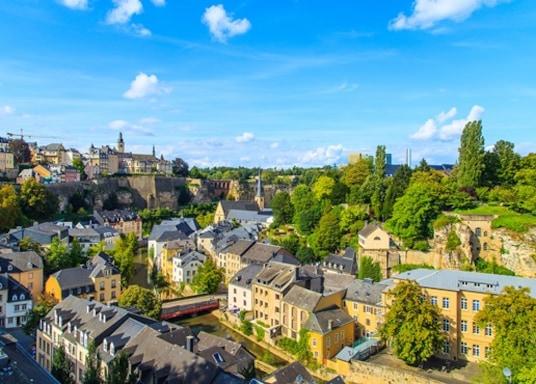 Eša pie Alzetas, Luksemburga
