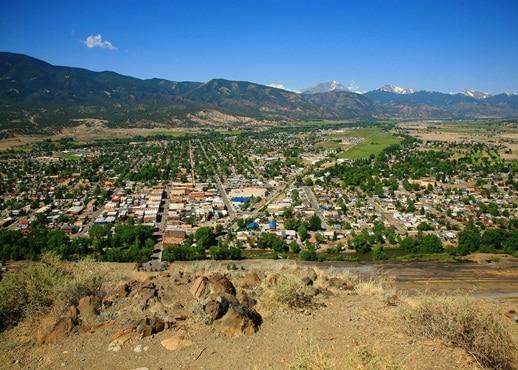 Salida, Colorado, Spojené Štáty americké