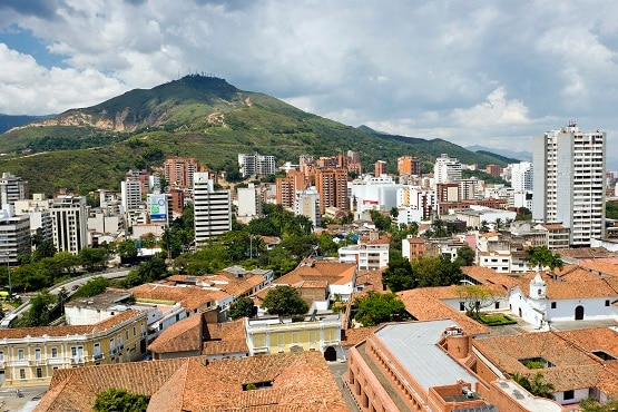 Ibague, Kolombia