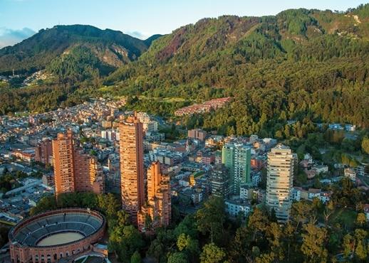 Zona T, Kólumbía