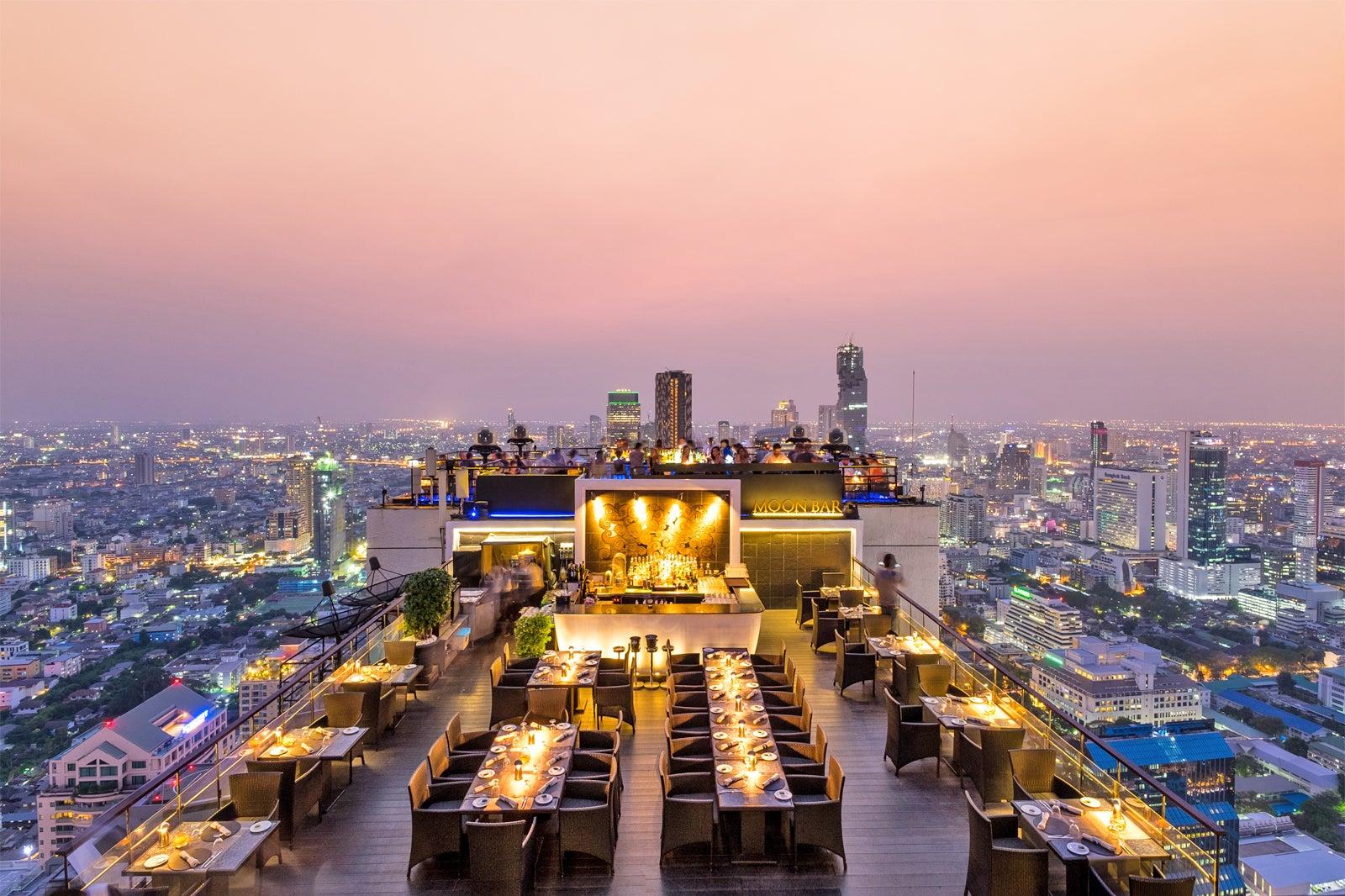 21 Best Rooftop Bars in Bangkok - Bangkok's Best Nightlife