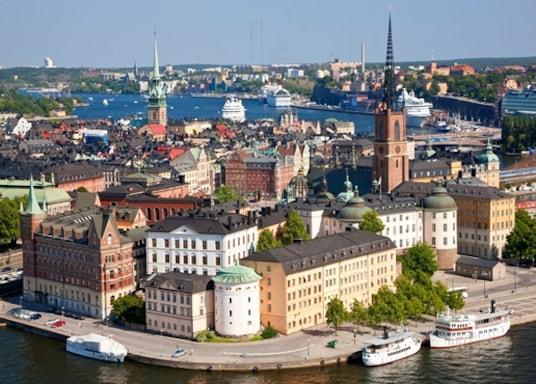 Stockholm sentrum, Sverige