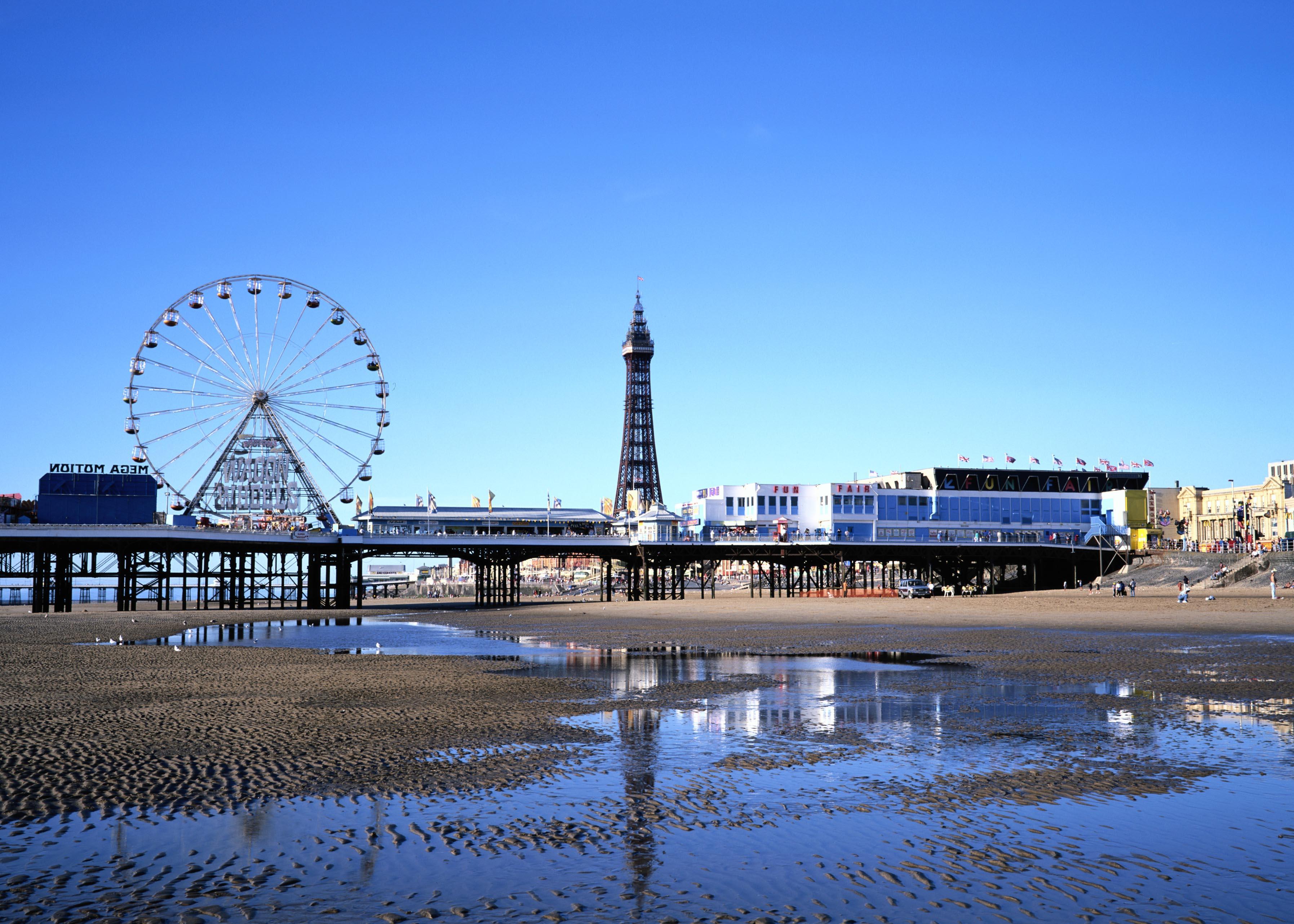 Blackpool, Verenigd Koninkrijk
