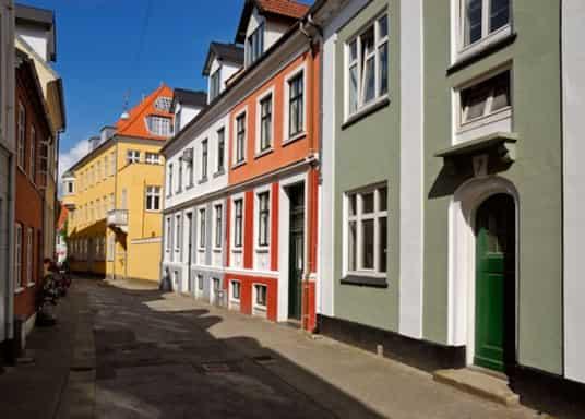Aalborg Midtby, Taani