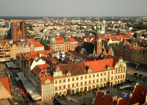 Wroclaw, Poola