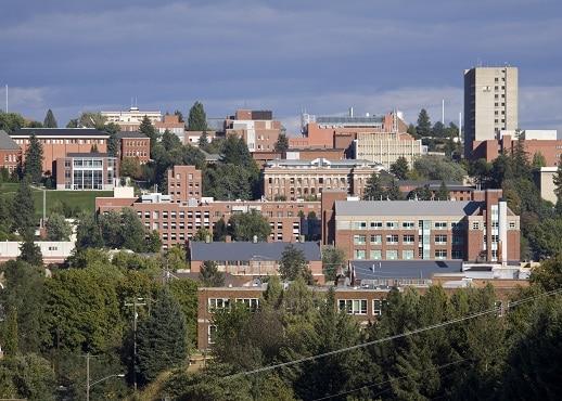 Top 10 Pullman Hotels Near Washington State University