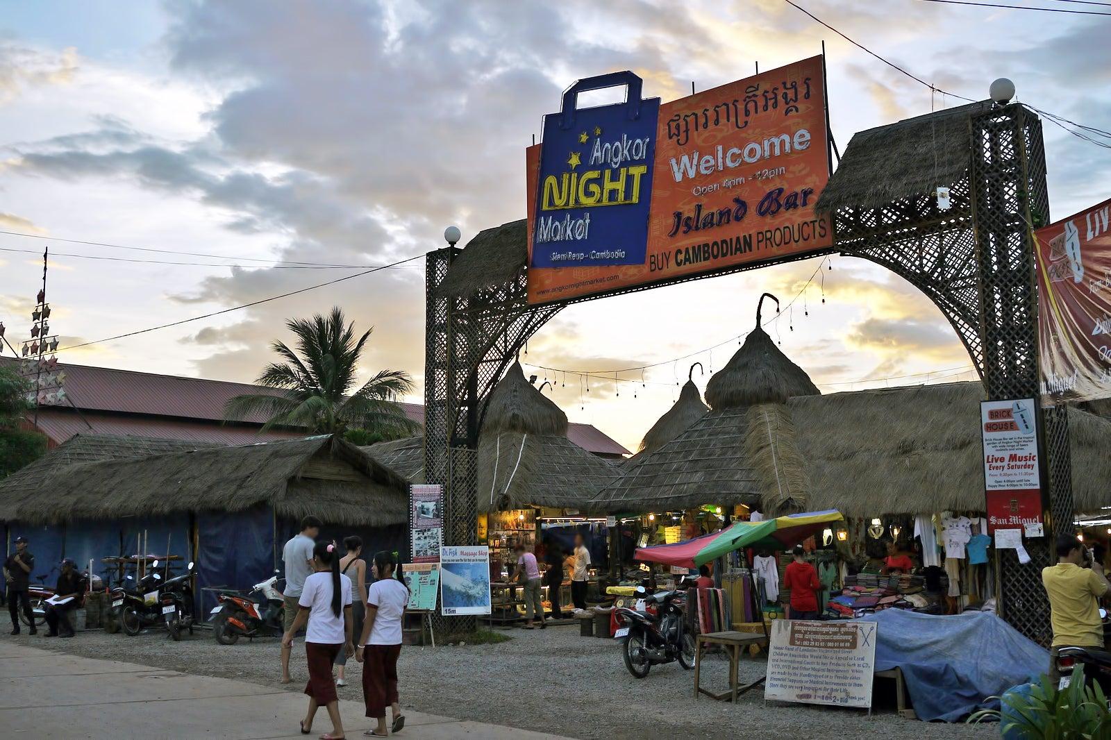 21 Best Shopping in Siem Reap - Where to Shop in Siem Reap