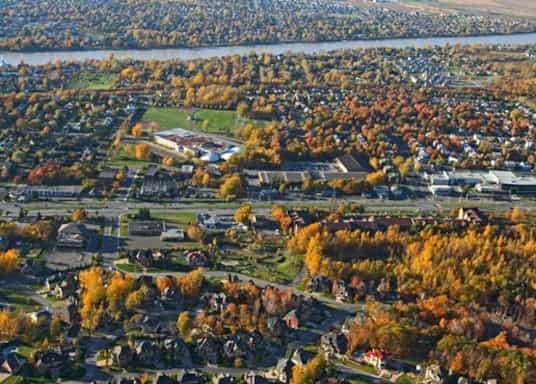 ريبنتيجني, كيبك, كندا