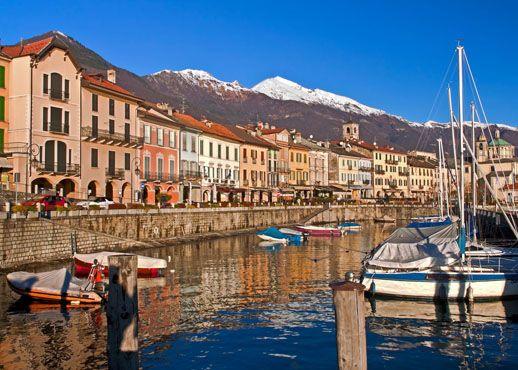 Cannobio, Ý
