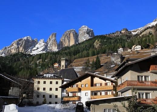 Campitello di Fassa, Italia