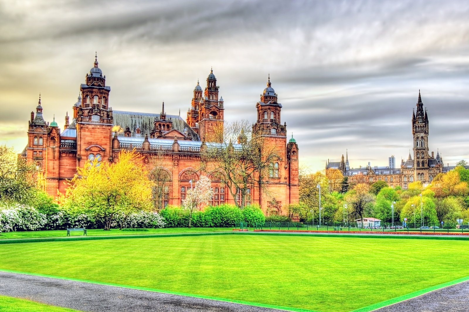 Glasgow Travel Kit - Useful Information to Help You Start