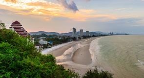 Pláž Pak Nam Pran Beach