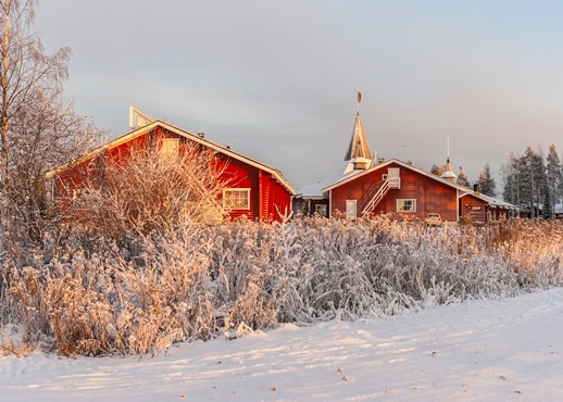 Rovaniemi, Suomi