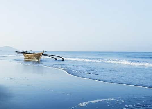 Morjim, Indien