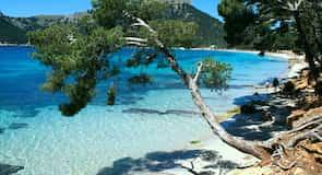 Calo des Moro Beach