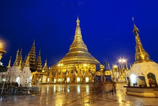 仰光, 緬甸