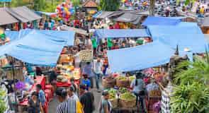 Markt von Denpasar