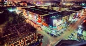 Nákupné centrum City Square vmeste Johor Bahru