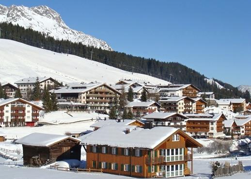 Galtur, Αυστρία