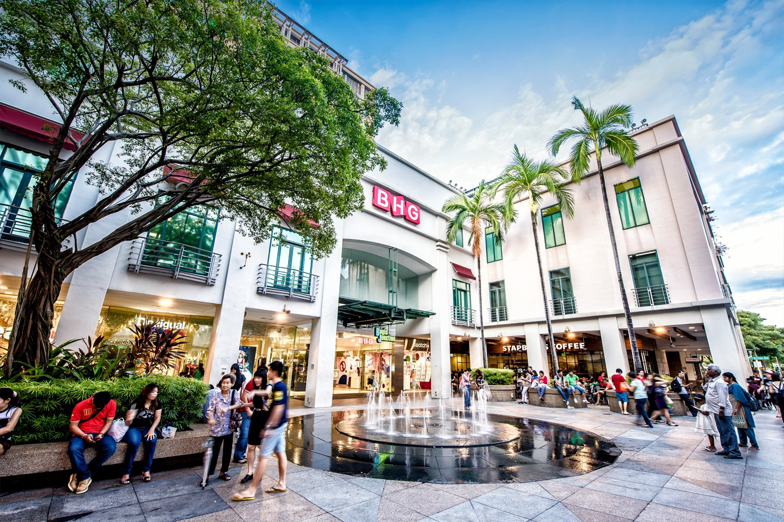 10 Best Shopping Malls in Singapore - Most Popular Singapore Malls