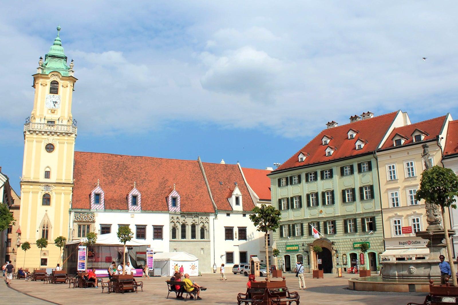 München Bratislava