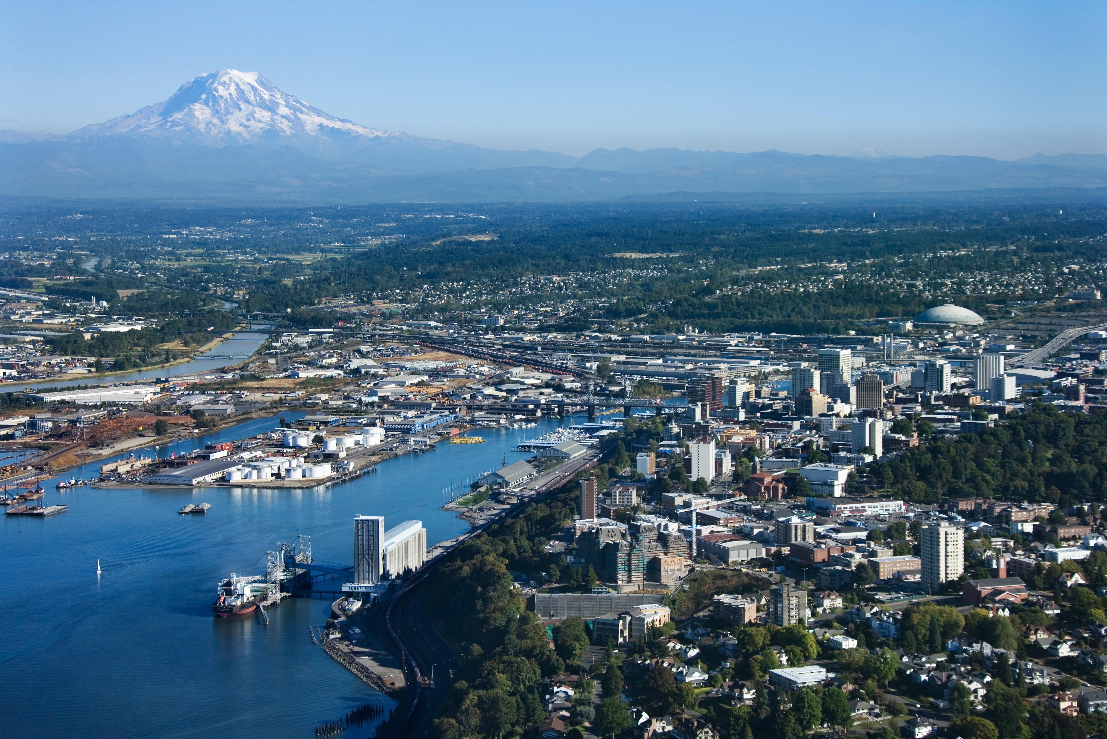 Tacoma, Washington, États-Unis d'Amérique