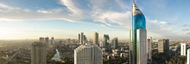 Djakarta, Indonesien