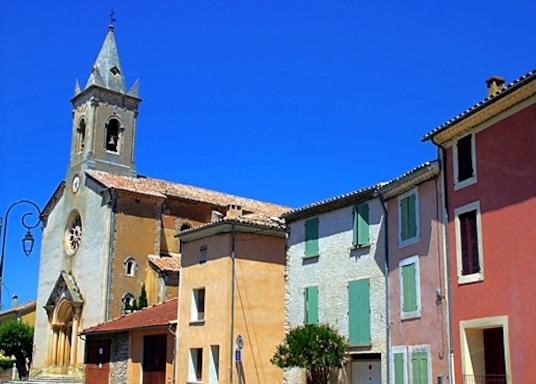 Chateauneuf-le-Rouge, Franciaország