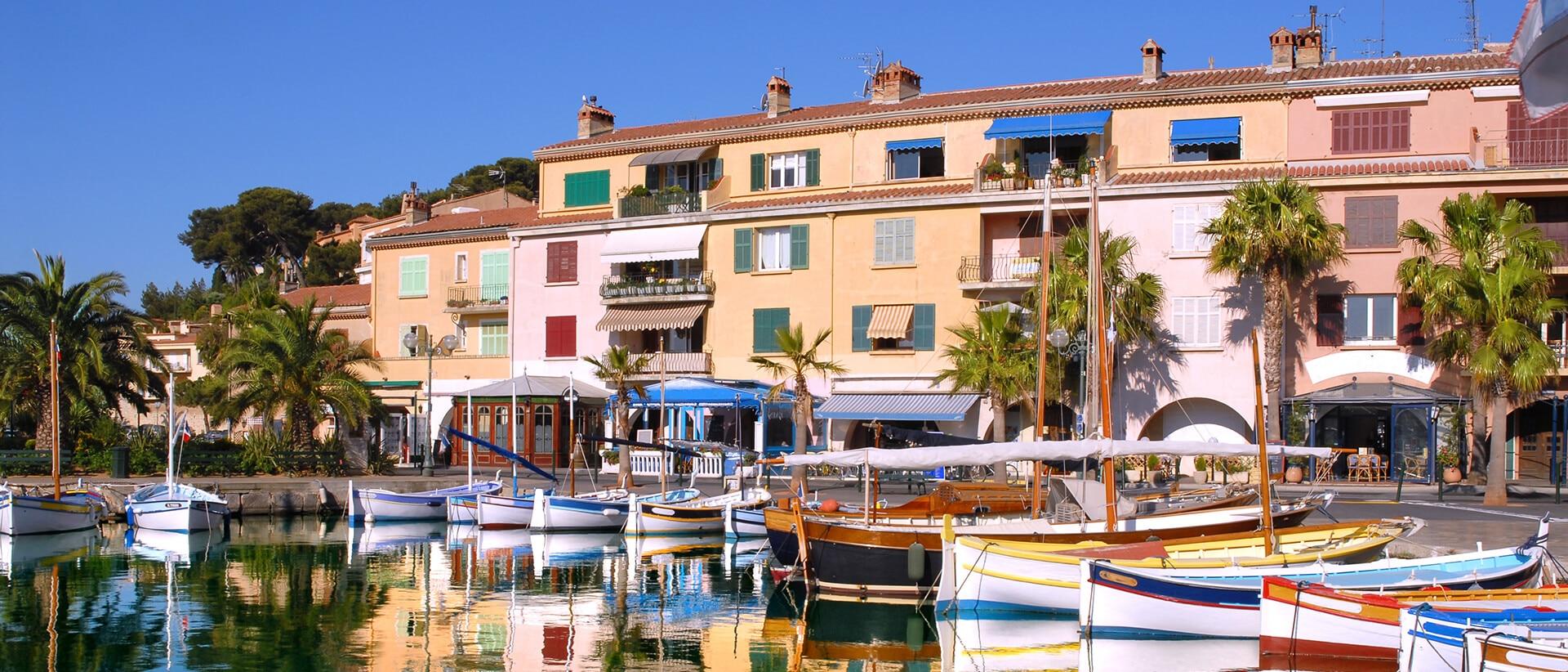 Sanary-sur-Mer, Prancis