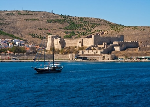Bozcaada, Tyrkiet