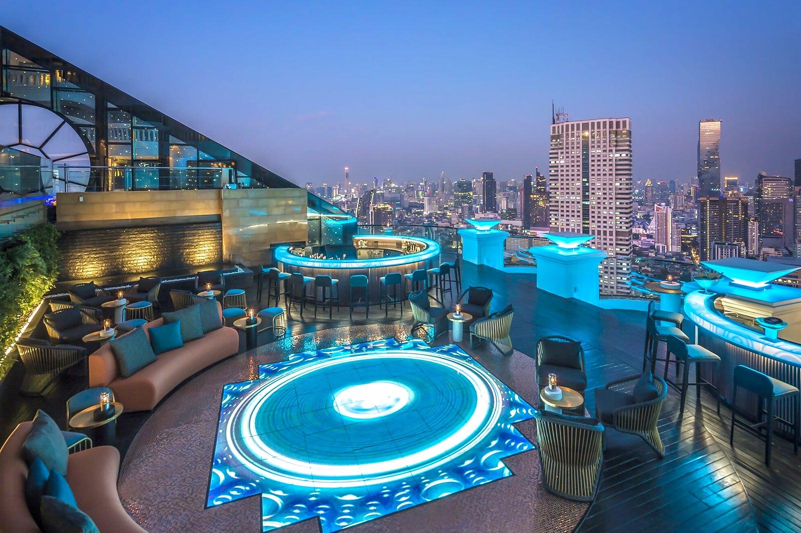 Sky Bar at Lebua Bangkok - Rooftop Bar in Silom