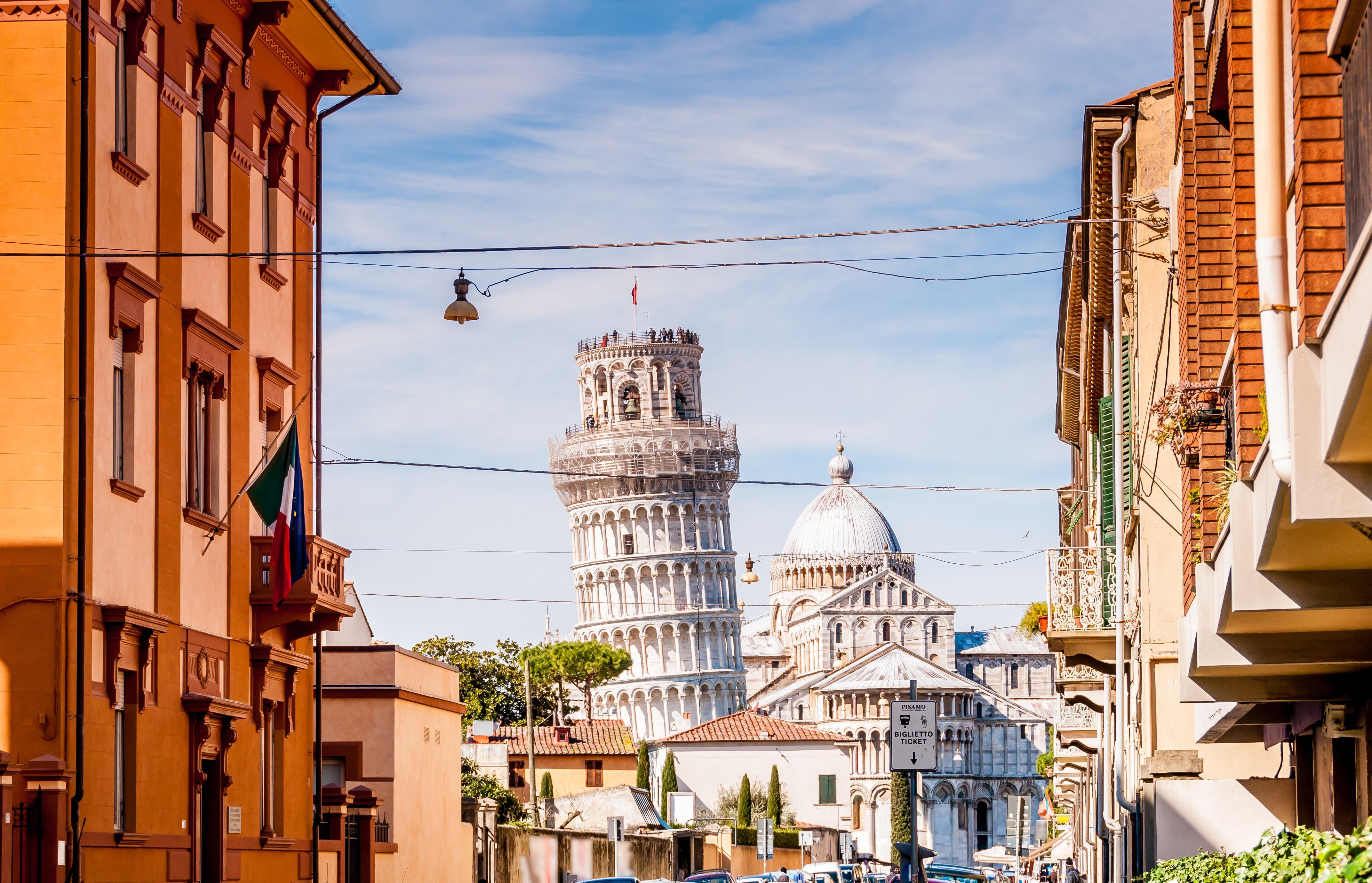 피사, 이탈리아