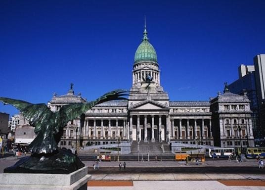 蒙特格蘭德, 阿根廷