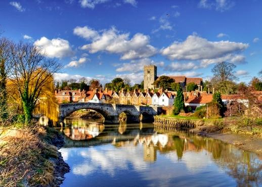 Maidstone, Royaume-Uni
