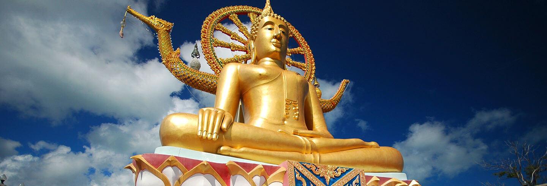 苏梅岛, 泰国