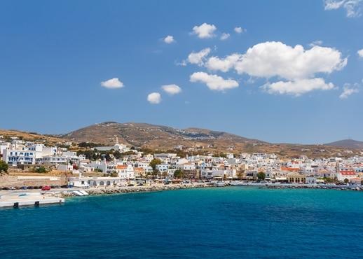 Isola di Tinos, Grecia