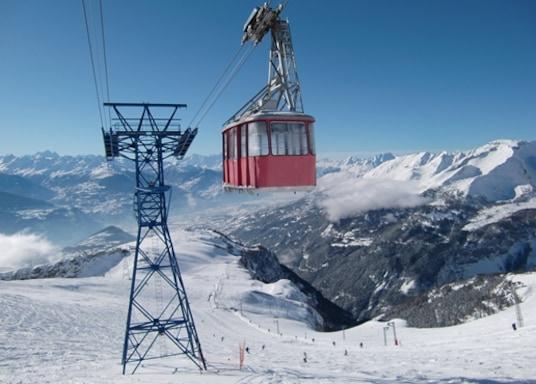 コラン ド ラ クレット, スイス